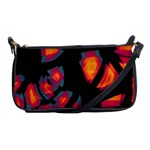Hot, hot, hot Shoulder Clutch Bags Front