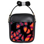 Hot, hot, hot Girls Sling Bags Front