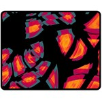 Hot, hot, hot Fleece Blanket (Medium)  60 x50 Blanket Front