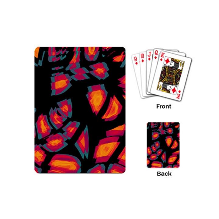 Hot, hot, hot Playing Cards (Mini)