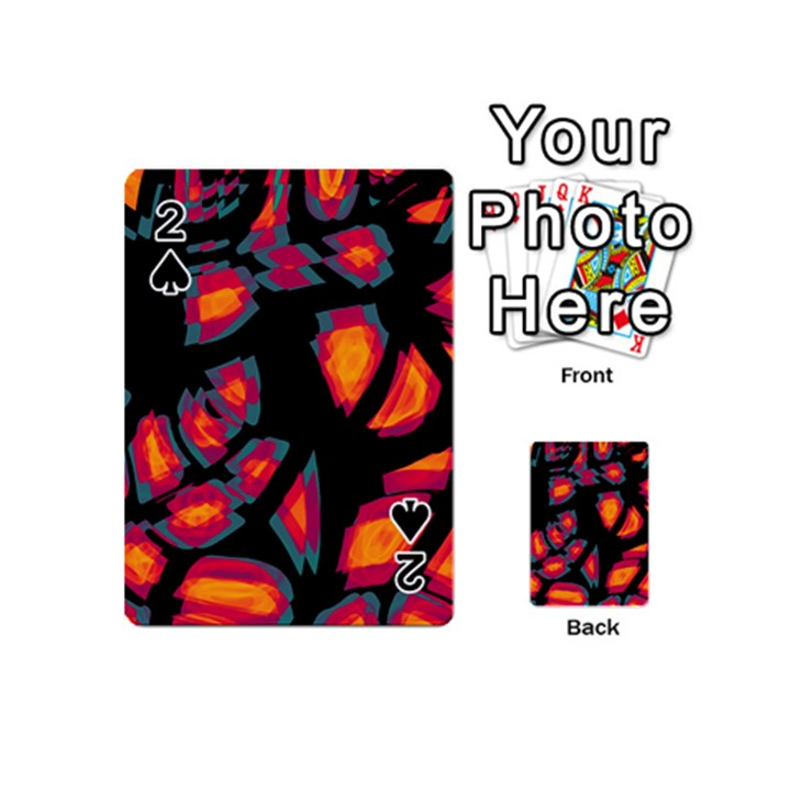 Hot, hot, hot Playing Cards 54 (Mini)