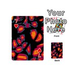 Hot, hot, hot Playing Cards 54 (Mini)  Front - Heart7