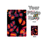Hot, hot, hot Playing Cards 54 (Mini)  Front - HeartK
