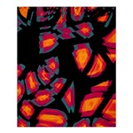 Hot, hot, hot Shower Curtain 60  x 72  (Medium)  54.25 x65.71 Curtain