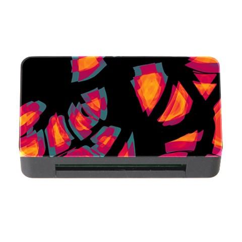 Hot, hot, hot Memory Card Reader with CF