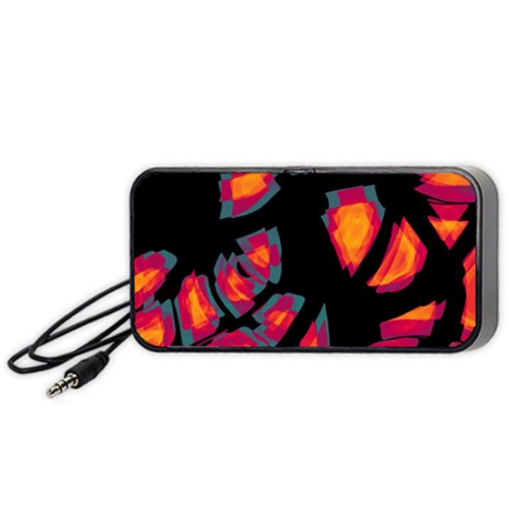 Hot, hot, hot Portable Speaker (Black)