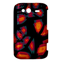 Hot, hot, hot HTC Wildfire S A510e Hardshell Case