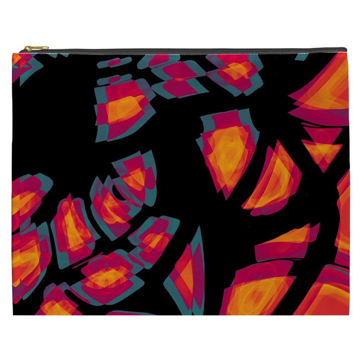 Hot, hot, hot Cosmetic Bag (XXXL)