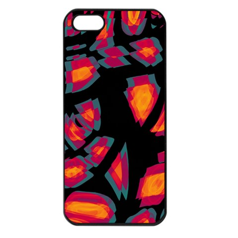 Hot, hot, hot Apple iPhone 5 Seamless Case (Black)
