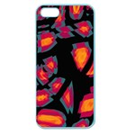 Hot, hot, hot Apple Seamless iPhone 5 Case (Color) Front