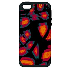 Hot, hot, hot Apple iPhone 5 Hardshell Case (PC+Silicone)