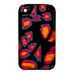 Hot, hot, hot Apple iPhone 3G/3GS Hardshell Case (PC+Silicone)