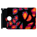 Hot, hot, hot Apple iPad 2 Flip 360 Case Front