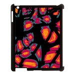 Hot, hot, hot Apple iPad 3/4 Case (Black) Front