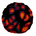 Hot, hot, hot Large 18  Premium Round Cushions Front