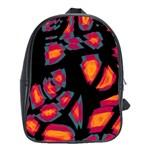 Hot, hot, hot School Bags (XL)  Front