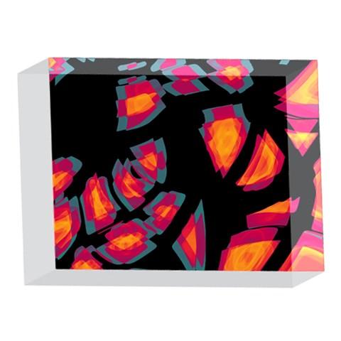 Hot, hot, hot 5 x 7  Acrylic Photo Blocks