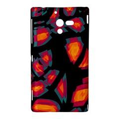 Hot, hot, hot Sony Xperia ZL (L35H)