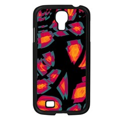 Hot, hot, hot Samsung Galaxy S4 I9500/ I9505 Case (Black)