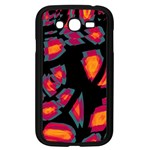 Hot, hot, hot Samsung Galaxy Grand DUOS I9082 Case (Black) Front