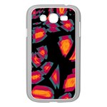 Hot, hot, hot Samsung Galaxy Grand DUOS I9082 Case (White) Front