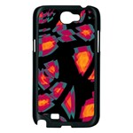 Hot, hot, hot Samsung Galaxy Note 2 Case (Black) Front