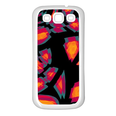 Hot, hot, hot Samsung Galaxy S3 Back Case (White)
