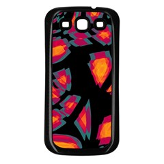 Hot, hot, hot Samsung Galaxy S3 Back Case (Black)