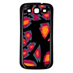 Hot, hot, hot Samsung Galaxy S3 Back Case (Black) Front
