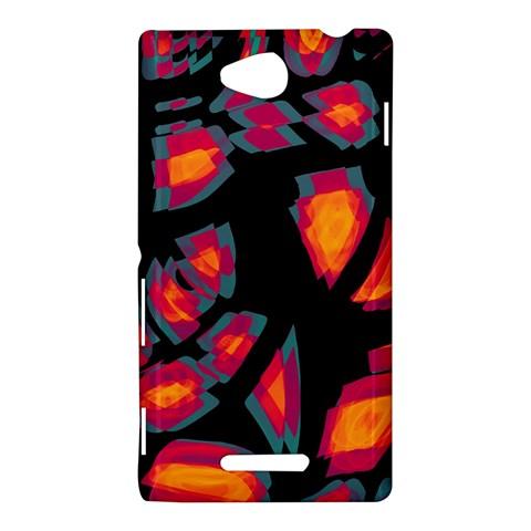 Hot, hot, hot Sony Xperia C (S39H)