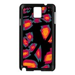 Hot, hot, hot Samsung Galaxy Note 3 N9005 Case (Black) Front