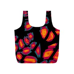 Hot, hot, hot Full Print Recycle Bags (S)
