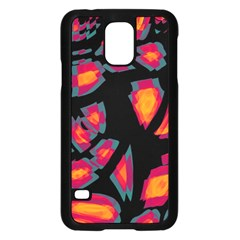 Hot, hot, hot Samsung Galaxy S5 Case (Black)