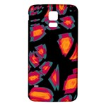 Hot, hot, hot Samsung Galaxy S5 Back Case (White) Front