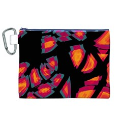 Hot, hot, hot Canvas Cosmetic Bag (XL)