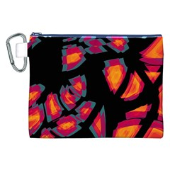 Hot, hot, hot Canvas Cosmetic Bag (XXL)