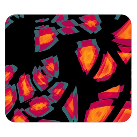 Hot, hot, hot Double Sided Flano Blanket (Small)