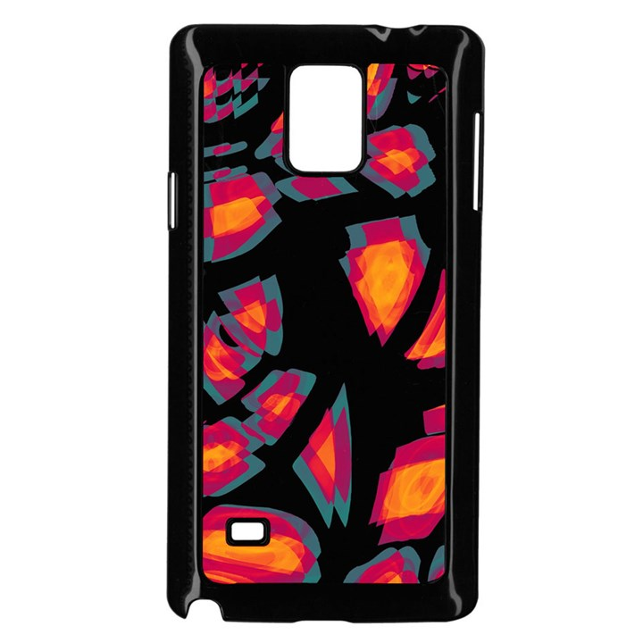Hot, hot, hot Samsung Galaxy Note 4 Case (Black)