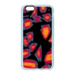 Hot, hot, hot Apple Seamless iPhone 6/6S Case (Color) Front
