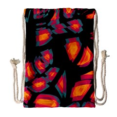 Hot, hot, hot Drawstring Bag (Large)