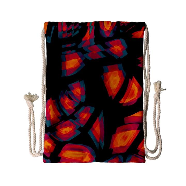 Hot, hot, hot Drawstring Bag (Small)