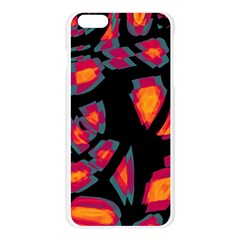 Hot, hot, hot Apple Seamless iPhone 6 Plus/6S Plus Case (Transparent)