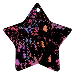 Put some colors... Ornament (Star)