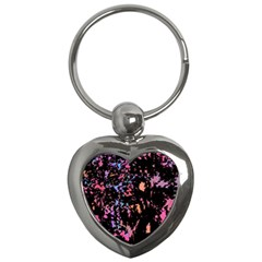 Put some colors... Key Chains (Heart)
