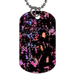 Put some colors... Dog Tag (One Side)