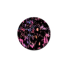 Put some colors... Golf Ball Marker (4 pack)