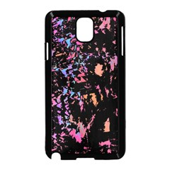 Put some colors... Samsung Galaxy Note 3 Neo Hardshell Case (Black)