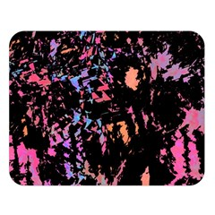 Put some colors... Double Sided Flano Blanket (Large)