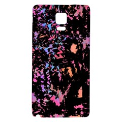 Put some colors... Galaxy Note 4 Back Case