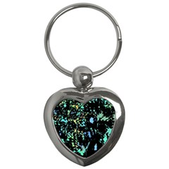 Colorful magic Key Chains (Heart)